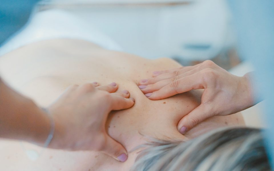 masaj spa back massage